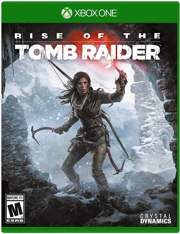Rise of the Tomb Raider - Xbox One (used)