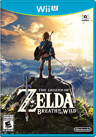 Legend of Zelda: Breath of the Wild - Wii U