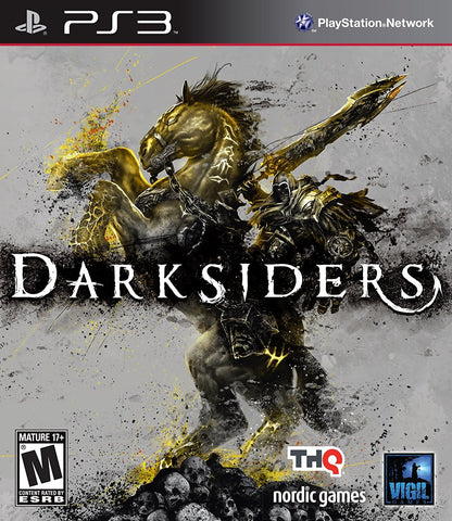 Darksiders: Playstation 3 - (used) Playstation 3