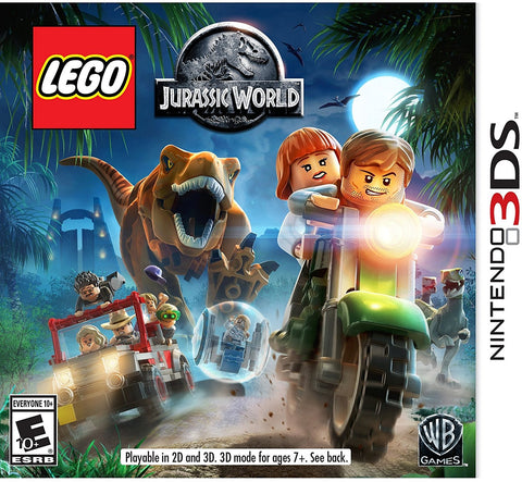 LEGO Jurassic World - Nintendo 3DS (USED)