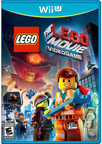The LEGO Movie Videogame - Wii U (used)