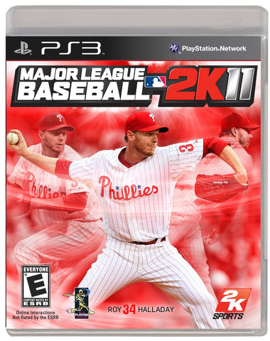 Major League Baseball 2K11 - Playstation 3 (Used)