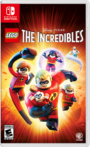 The Lego Incredibles - Nintendo Switch