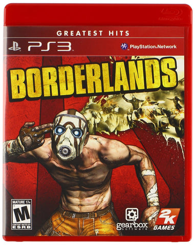 Borderlands - Playstation 3 (Used)