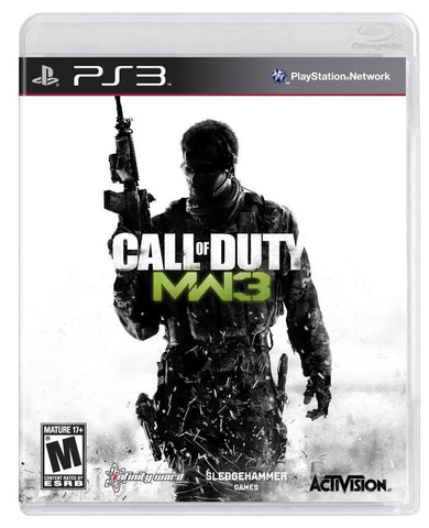 Call of Duty: Modern Warfare 3 - Playstation 3 - Used