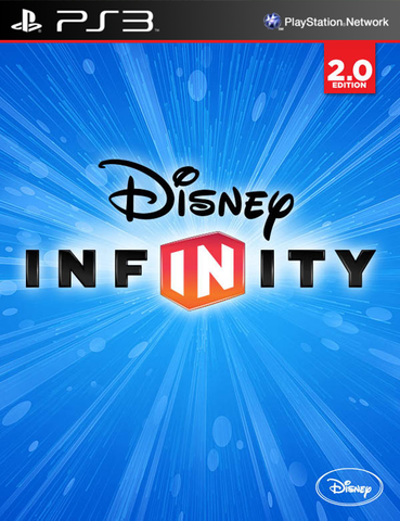Disney Infinity 2.0 - Playstation 3 (used)