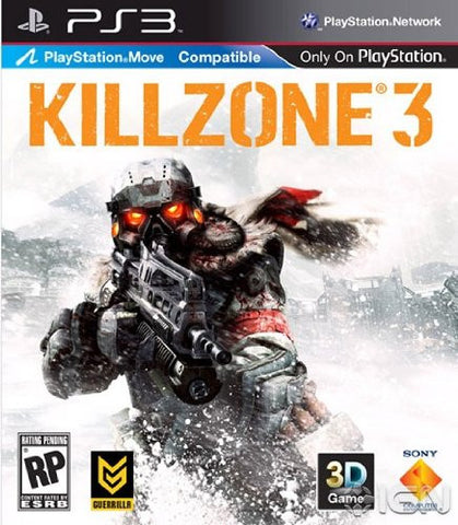 Killzone 3 - Playstation 3 (used)
