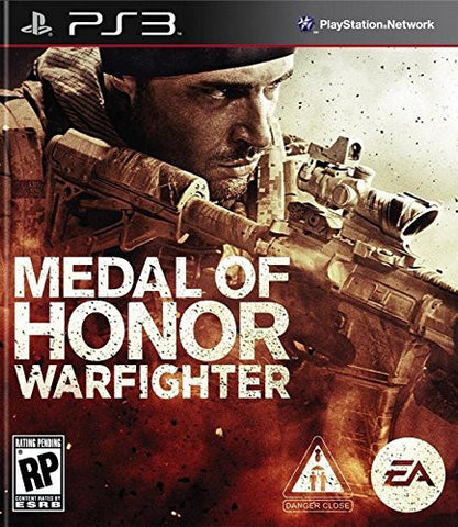 Medal of Honor: Warfighter - PS3 (used)