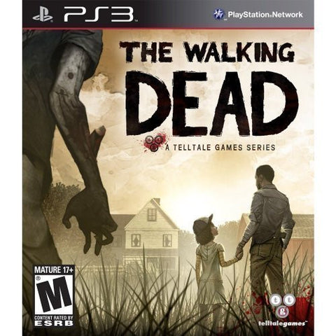 The Walking Dead A Telltale Games Series (used) PS3