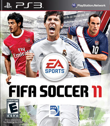 FIFA Soccer 11 - Playstation 3 (Used)