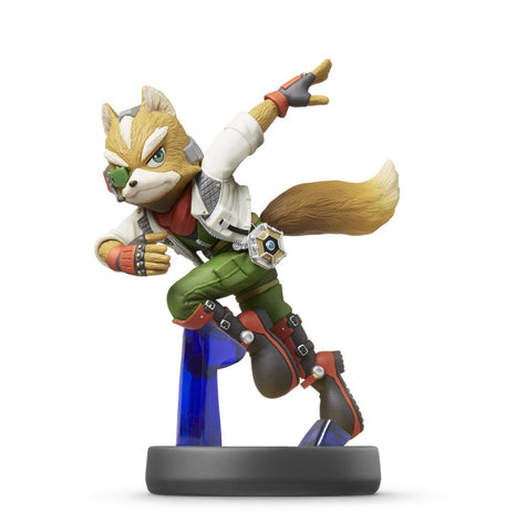 Star Fox amiibo (Super Smash Bros Series) - Wii U