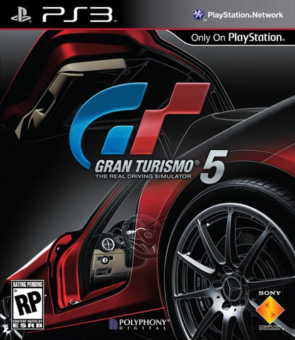 Gran Turismo 5 - Playstation 3 (used)