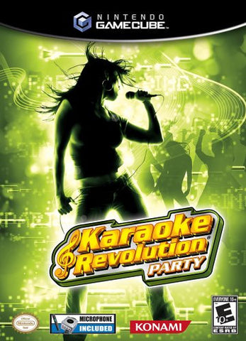 Karaoke Revolution Party - Gamecube (used)