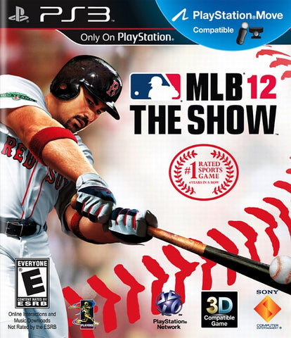 MLB 12: The Show - ps3 (Used)