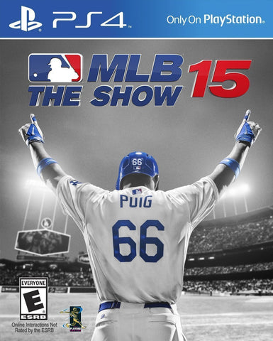 MLB 15: The Show - PlayStation 4 - (Used)