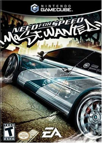 Need For Speed: Most Wanted - Gamecube (Used)