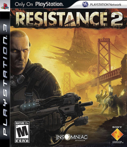 Resistance 2 - Playstation 3 (Used)