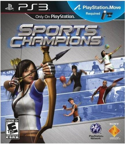 Sports Champions - Playstation 3 (used)