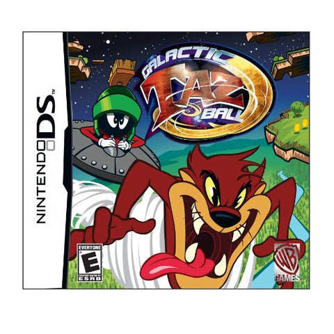 Galactic Taz Ball - Nintendo DS (used)