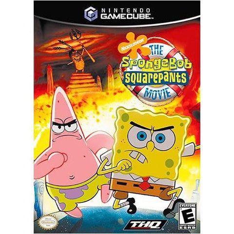 The SpongeBob SquarePants Movie - Gamecube (Used)