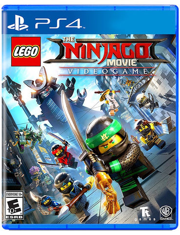 Lego Ninjago Movie (The Videogame) - PlayStation 4