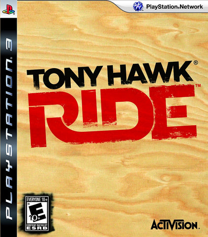 Tony Hawk RIDE PS3 - Used