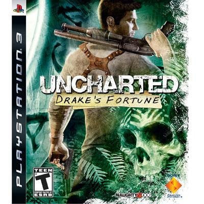 Uncharted: Drakes Fortune (used)