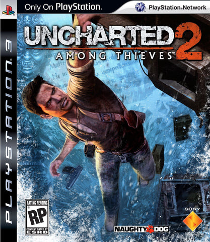 Uncharted 2: Among Thieves - Playstation 3 - Used