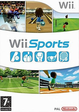 Wii Sports (Used)