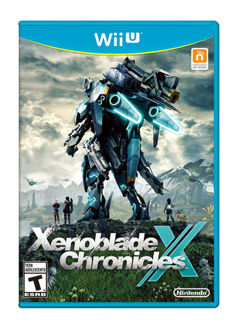 Xenoblade Chronicles X - Wii U (used)