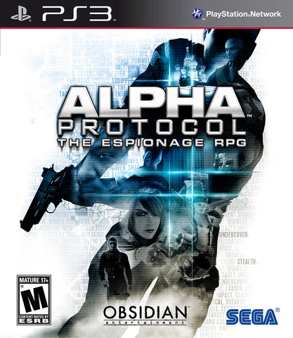 Alpha Protocol - Playstation 3 - Used