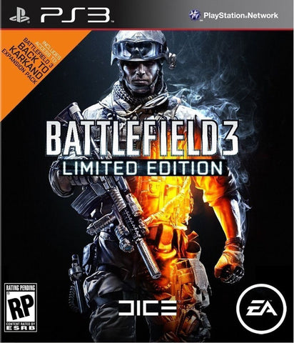 Battlefield 3 Limited Edition - PlayStation 3 (Used)