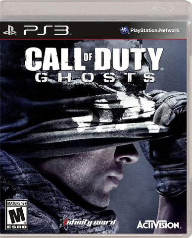 Call Of Duty: Ghosts - Playstation 3 (Used)