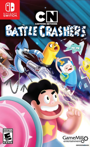 Cartoon Network Battle Crashers - Nintendo Switch