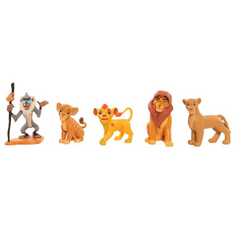 Just Play Lion Guardia Colector Figure Set