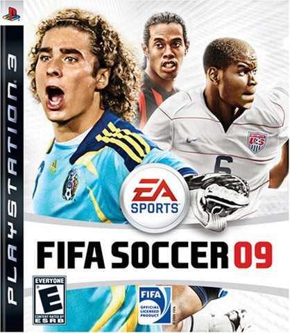 FIFA SOCCER 09 Play Station 3