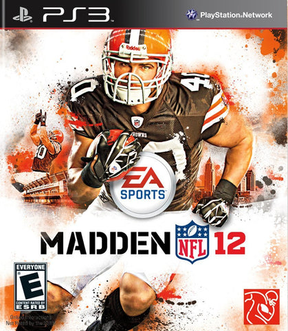 Madden NFL 12 - Playstation 3 (used)