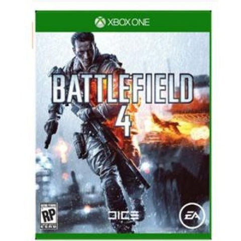 Battlefield 4 Xbox One (Used)
