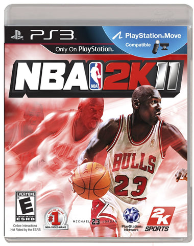 NBA 2K11 - Playstation 3 (used)