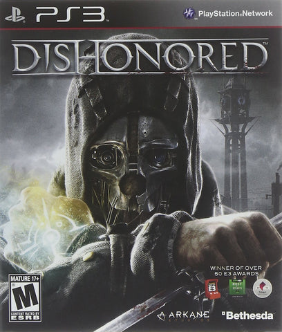 Dishonored Greatest Hits - Playstation 3 (used)