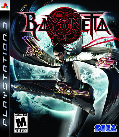 Bayonetta - Playstation 3 (used)