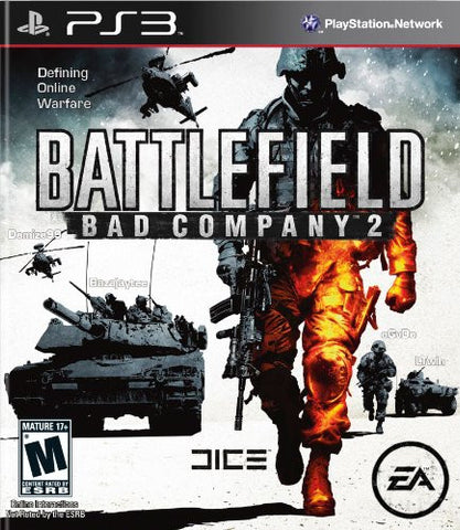 Battlefield Bad Company 2 - Playstation 3 (used)
