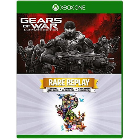 Gears of War - Ultimate Edition and Rare Replay - Xbox One (2 Pack) (USED)