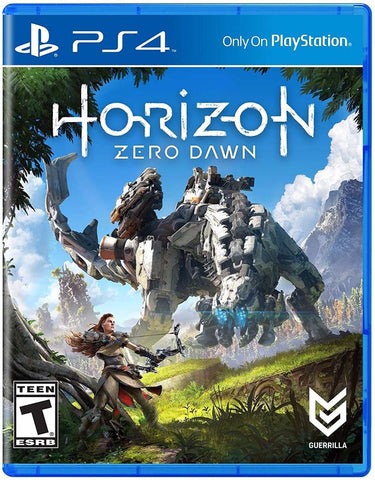 Horizon Zero Dawn - PlayStation 4 (Used)