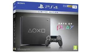 playstation gris limited edition