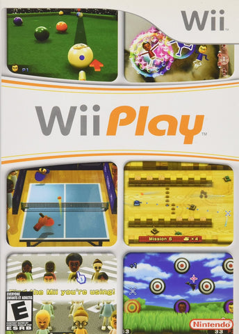 Wii Play (Used)