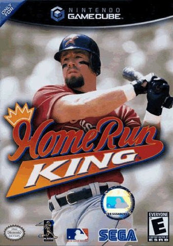 Home Run King - Gamecube (used)