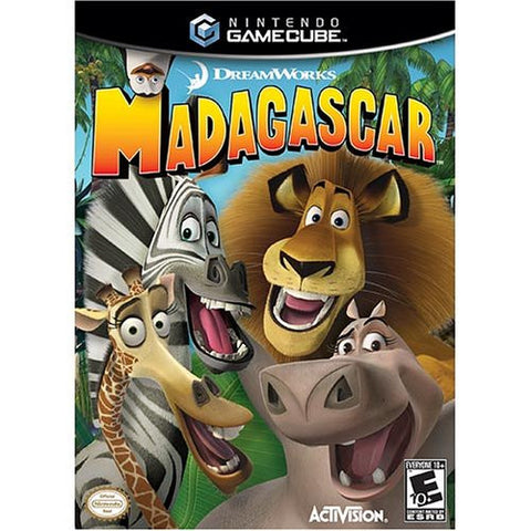 Madagascar - Gamecube (used)