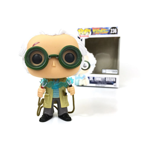 Funko Pop. Dr. Emmet Brown.