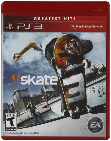 Skate 3 - Playstation 3 - Used